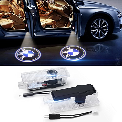 Bmw Xdrive Meaning: JIAFENG BMW Car Door LED Light Logo HD Projector Easy