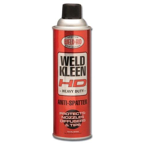 Weld Aid Nozzle Kleen 2 Anti Spatter Liquid 16 Oz Zuhsna